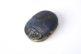 Replica: Heart scarab