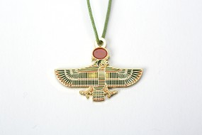 Necklace falcon