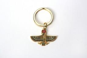 Schlüsselanhänger Falke
