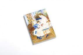 Notizbuch Renoir, Nachmittag der Kinder