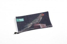 Spectacle bag Parrot