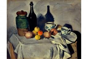 Kunstdruck Cézanne, Stillleben